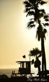 Lifeguard California Beach Endless Summer