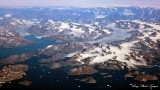 Knud Rasmussen Glacier Karale Glacier Sermiligaq Eastern Greenland