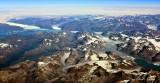 Karale Glacier Helheimfjord Greenland