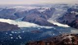Helheimfjord Helheim Glacier Fenris Glacier Schweizerland Greenland