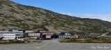 Housing at Sondre Stromfjord Airport Kangerlussuaq Greeland