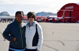 The Nguyens in Greenland