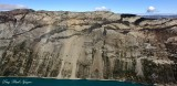 Rock Formation in Sondre Stromfjord Greenland