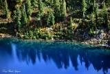Fall Foliage on Gem Lake