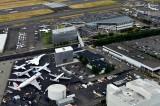 Museum of Flight Boeing Field Seattle Washington
