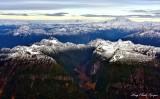 Glacier Peak Cascade Mountains Washington