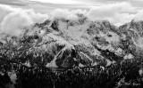 Snow Lake Chair Peak Bryant Peak Washington