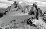 Chimney Rock Cascade Mountains Washington