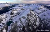 Jade Lake Lynch Glacier Lake Mount Daniel Mount Stuart
