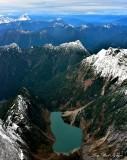 Copper Lake, Big Four Mountain