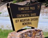 Tennessee Pass Colorado