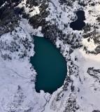 Jade Lake No Name Lake Lynch Glacier Lake Mount Daniel