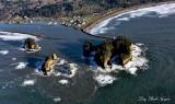 La Push, James Island, Little James Island, Quillayute River, Quilete Reservation, Washington