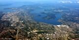 Mercer Island, Lake Washington, Seattle, Boeing Field, Renton Field, Puget Sound, Renton, Bellevue, Washington
