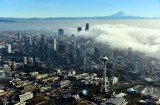 Another Foggy Afternoon in Seattle