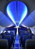 Blue Light Interior