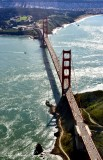 Golden Gate Bridge, Golden Gate, Fort Point, Baker Beach, San Francisco, California