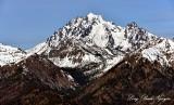 Mount Stuart Cascade Mountains Washington