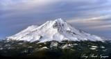 Mount Shasta, Southern Cascade Mountains, California