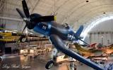 Vought F4U-1D Corsair, Steven F. Udvar-Hazy Center, Virginia