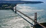 Golden Gate Bridge, Fort Point National Historic Site, Fort Scott, Sunset District, Baker Beach, SF, California