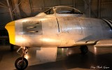 North American F-86A Sabre, Smithsonian Air and Space Museum, Virginia