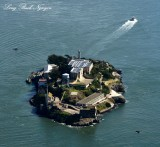 Alcatraz Island San Francisco Bay California