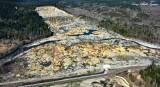 OSO Landslide 1 Year After