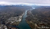 Wenatchee, Columbia River, Washington State