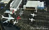 Clay Lacy Seattle FBO, Boeing Business Jets, Seattle, Washington