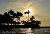 Afternoon Sun, Pauoa Bay, Fairmont Orchid, Big Island, Hawaii