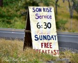 Son Rise Service, Kohala Coast, Big Island, Hawaii