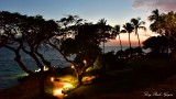 Sunset at Mauna Kea Resort Hawaii