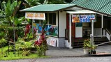 Rainbow Falls Cafe, Hilo Hawaii