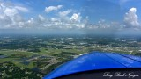 Quest Kodiak over Lakeland Airport, Florida