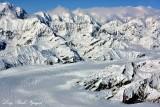 Haydon Peak, Agassiz Glacier, Samovar Hills, Wrangell-Saint Elias National Park, Alaska
