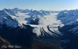 Scott Glacier, Scott River, Copper River Delta Management Area, Chugach Mountains, Alaska