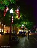 Walking by Willard Hotel, Pennsylvania Ave NW, Washington DC