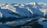 Northland Glacier, Blackstone Glacier, Kenai Mountains, Whittier Glacier, Alaska