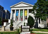 United Methodist Church, Mount Vernon Place, Washington DC