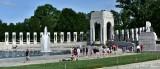 Atlantic Arch, World War II Memorial, Washington DC