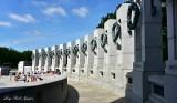 Atlantic Theater, World War II Memorial, Washington DC