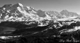 Haydon Peak, Mt St Elias, Mount Augusta, Agassiz Glacier, Alaska