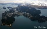 Kodiak, Mill Bay, Pillar Mountain, Devils Prongs, St Paul Harbor, Womens Bay, Kodiak Island, Alaska