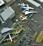 Museum of Flight Seattle, King County International Airport, Boeing Field, Seattle, Washington