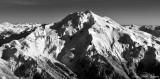 Glacier Peak, Kennedy Peak, Kennedy Glacier, Cascade Mountains, Washington