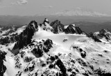 Chimney Rock, Lemah Mountain, Mount Rainier, Washington