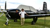 Me and Keiths old T-34B