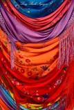 Colorful Scarfs Granada Spain
