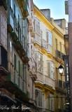 Beautiful Old Buildings Cadiz Andalusia